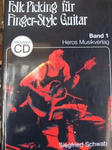 Folk Picking für Finger-Style Guitar